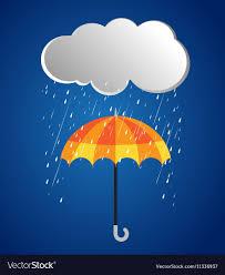 rainy day rainy umbrella 2 royalty free