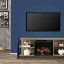 tudor oak fireplace tv stands