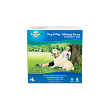 Stay Play Wireless Fence For Stubborn Dogs By Petsafe Pif00 13663