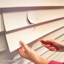 how to nail vinyl siding correctly