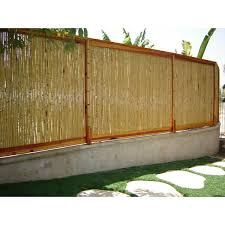 Home Garden Privacy Screens Windscreens Garden Bamboo Fence Border Heavy Duty Durable Weather Resistant Panel Sturdy Dr Hetsroni Com