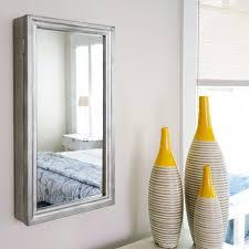 loon peak storage mirror wall mounted