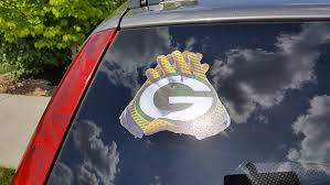 Buy Limited Edition Green Bay Packers Glove Vinyl Decal Car Truck Van Auto Fast Ship Only Here Buy 2 Get 1 Free In Cheap Price On Alibaba Com