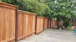 Wood Fencing Types Of Wood Fence Designs Classic Fence Co