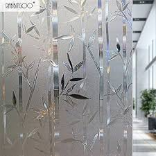 Robot Check Frosted Window Film Adhesive Window Film Stained Glass Window Film