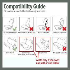 fb085114 premium waterproof seat covers