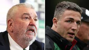 NRL News: South Sydney chief Shane Richardson leaving over breakdown with  Sam Burgess