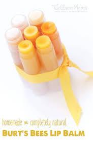 imitation burt s bees lip balm