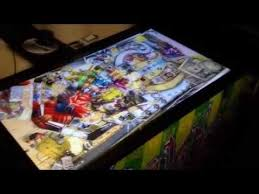 pinball fx2 on cabinet mod fun with