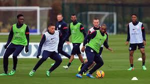 Football - England Training - Tottenham ...