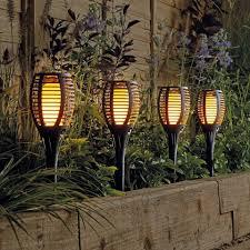 18 Solar Powered Garden Lights To Create A Subtle Glow