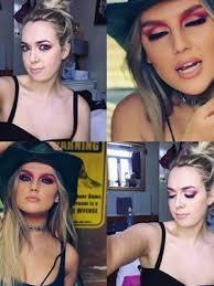 little mix s makeup artist shows you