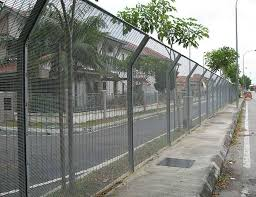 China Anti Climb Fence Manufacturers And Suppliers Hua Guang