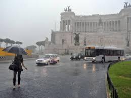 Previsioni Meteo Roma: è tornata la pioggia e continuerà nelle ...