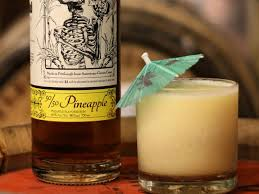 pineapple rum how it became a thing