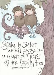 happy birthday sister funny cartoon