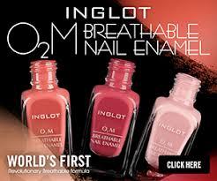 inglot s breathable nail enamel