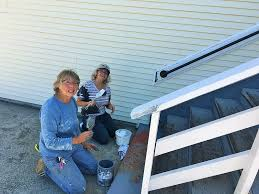 Getting the Community Hall spruced up just in time for the Sooke Fall Fair  (photos) – Sooke PocketNews
