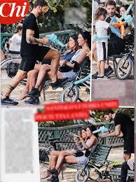 Belen e Stefano, è tutto vero: eccoli di nuovo insieme al parco