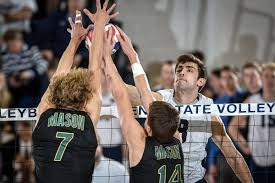 Men's Volleyball's Aaron Russell Named An All-American