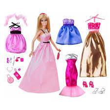 Bộ Sưu Tập Thời Trang Búp Bê - Barbie BCF75
