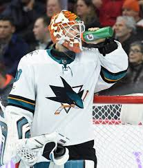 Aaron Dell Signs Two-Year Extension With San Jose Sharks   Pro ...