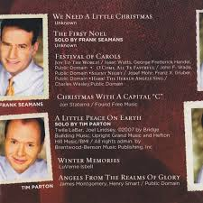 CD Album - Legacy Five - A Little Christmas - DayWind - USA
