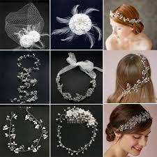 wedding bridal hair accessories flower