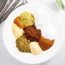 homemade fajita seasoning recipe the