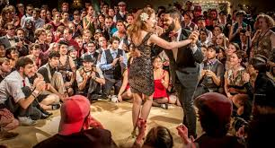 SWING DANCE at High Mountain Hall with guest instructor - Rockland ...