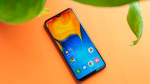 galaxy a20 review a long lasting phone