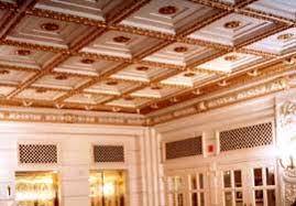 preserving historic ornamental plaster