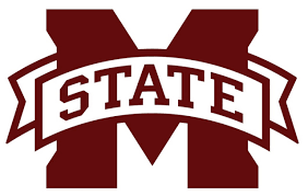 Ncaa0319 Mississippi State Bulldogs M Die Cut Vinyl Graphic Decal Sticker Ncaa