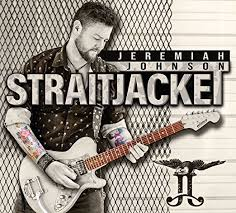 Jeremiah JOHNSON - Straitjacket - BLUES & ROCK