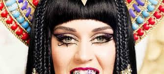 katy perry dark horse makeup tutorial