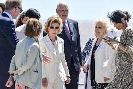 King Harald V Of Norway, Queen Sonja, Lita Boitano, Estela de Carlotto -  King Harald V Of Norway and Queen Sonja Photos - Day 2 - Queen Sonja and  King Harald State