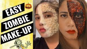 sfx makeup tutorial