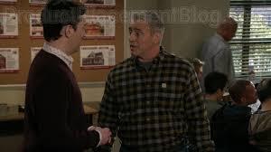 """Carhartt Men's Flannel Long Sleeve Shirt of Matt LeBlanc as Adam Burns in  Man with a Plan S04E08 """"Adam's Not Sorry"""" (2020)"""
