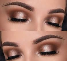 how to do prom makeup for brown eyes