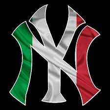 Ny Yankees Italian Flag Car Window Wall Decal Sticker Many Sizes To Choose From Other Sporting Goods