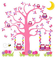 gallery for cute pink owl wallpapers