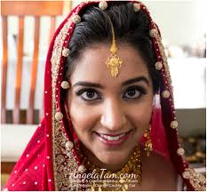 orange county south asian bridal makeup