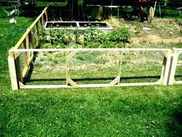 Garden Fence Using Picket Panels Fences Gardening Woodworking Projects Remarkable Home Ideas Diy Deer Ga Bamboo Panel Installation Guide Proof Astonishing Plans How To Build A Building With Pallets Appealing Simple Vegetabl