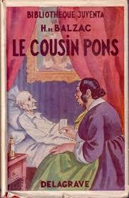 Vente Livre Honoré de Balzac le cousin pons Bibliothèque juventa ...