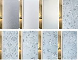 Privacy Window Film Static Cling Frosted Window Film Opaque Glass Film No Glue Window Sticker Protection For Office Living Room Or Kitchen Window Sticker Designs Window Sticker For Business From Babydog 37 19