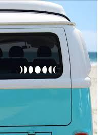 Moon Phase Decal Car Decal Shop Now Car Decals Car Car Door