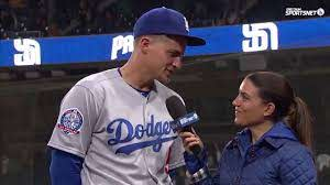 Corey Seager Postgame Interview ...