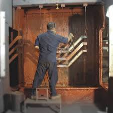 non pressurized side draft water wall