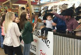 Stock Show Insider: You can leave your hat on | Fort Worth Business Press