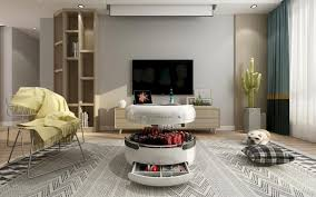 coosno the smart coffee table redefined